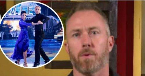 Ex Strictly star James Jordan blames pro Karen for Greg Wise exit