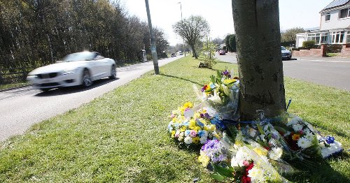 Floral tributes left to 22-year-old motorcyclist who died after crash in Birtley