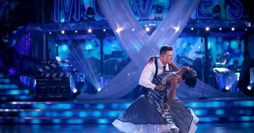 Strictly Come Dancing couple 'dating' after budding romance