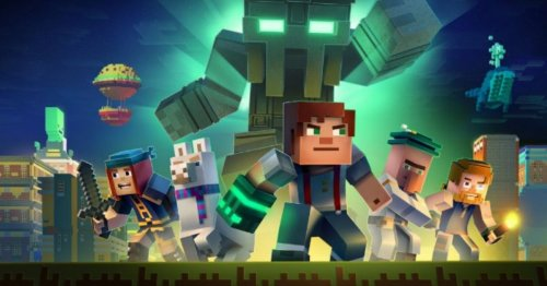 Minecraft to be used in North East project to improve mental health of children