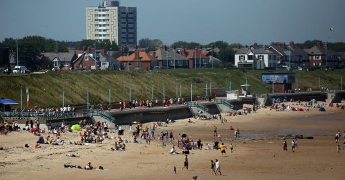 Tynemouth Volunteer Life Brigade crews called out six times in one weekend