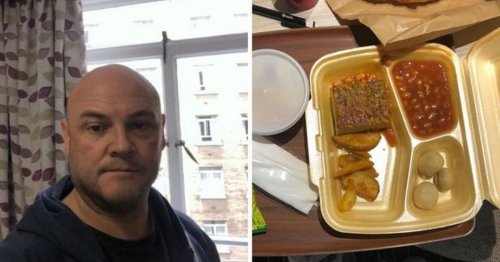 The quarantine hotel where businessman had £1,750 'nightmare' stay