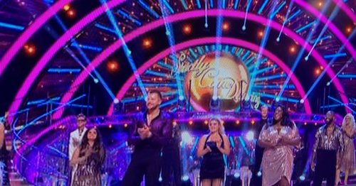 New favourite to win Strictly named hours before first live show