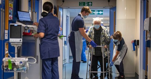 Over two million people in England may have had long Covid, new study finds
