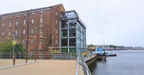 The £1m penthouse apartment that feels more New York than North Shields