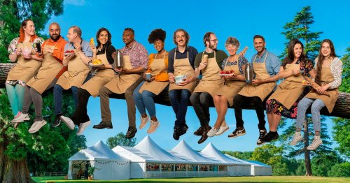 Bake Off contestant leaves in controversial week one