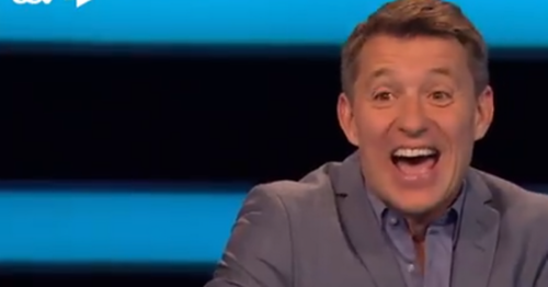Host Ben Shephard 'scared to death' by Tipping Point contestant