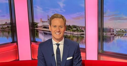 Dan Walker 'missing in action' after BBC Breakfast presenter shake-up