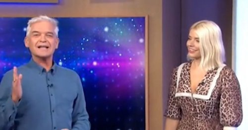 Holly Willoughby divides ITV This Morning viewers with daring outfit