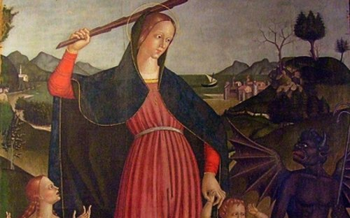 Don't Let Demons Attack Your Stuff! An Exorcist's Consecration to Our Lady All Catholics Need |