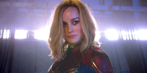 No Big Deal, Just Brie Larson Freaking Out Visiting Disney's Avengers Campus