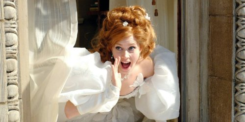 Enchanted 2 Has Wrapped, See How The Director And Amy Adams Celebrated
