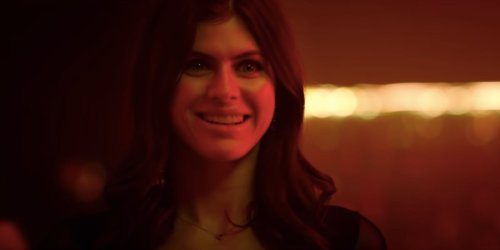 Alexandra Daddario Is Twinning With Jennifer Lopez In Photo Featuring Ben Affeck, And Her Caption Is A+