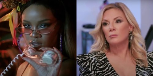 Rihanna Just Shaded Real Housewives Of New York's Ramona Singer In The Best Way Possible