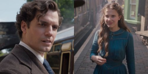 Get Pumped For More Of Henry Cavill's Luscious Locks As Millie Bobby Brown Announces Enola Holmes 2 For Netflix