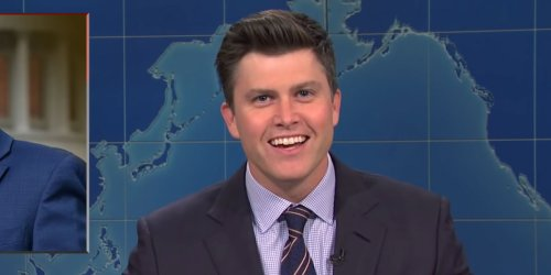 Colin Jost's Mom Hilariously Has No Sympathy When He Complains About How Much He's Been Working On SNL