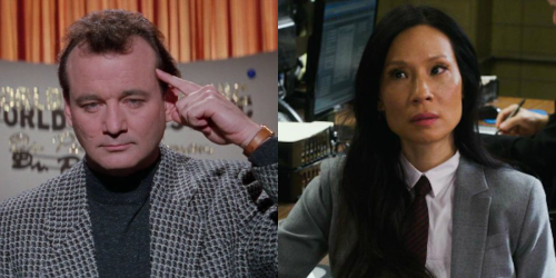 That Time Charlie's Angels' Bill Murray And Lucy Liu Reportedly Had A Shouting Match On Set