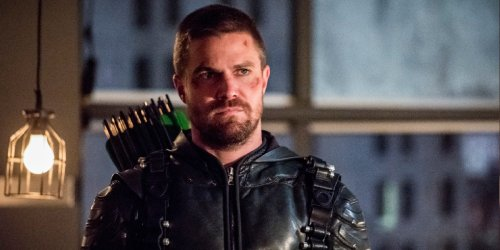 Arrow's Stephen Amell Is Just As Pumped As We Are To See The Boys' Jensen Ackles As A Superhero
