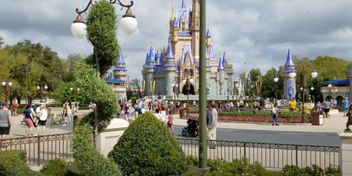 Why Two Disney World Theme Parks Are Already Fully Booked Up For A Day In October