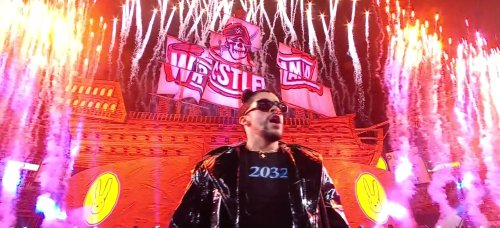 WrestleMania 37: The Best And Worst Moments, Including Bad Bunny's Debut