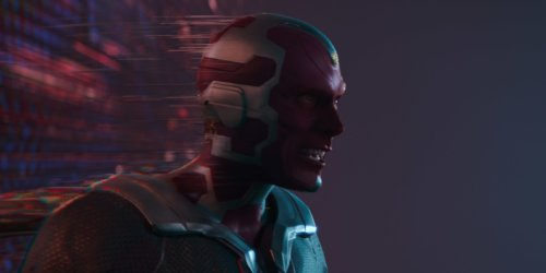 WandaVision's Paul Bettany Reveals What 'Concerned' Him About Playing Vision Again In The Disney+ Show