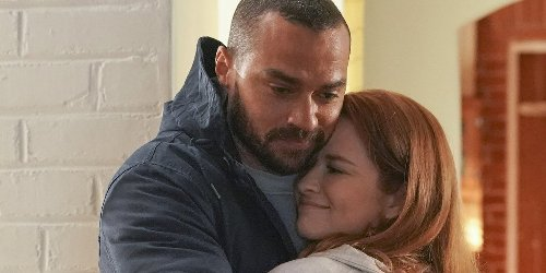 Grey's Anatomy: Could Sarah Drew's April Make A Surprise Appearance In Jesse Williams' Final Episode As Jackson?