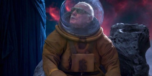 What Really Happened With The Original Stan Lee Cameo In GOTG Vol. 1, According To James Gunn