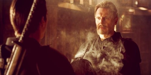 Liam Neeson Recalled Performing A 'Frightening' Stunt For Batman Begins, And Now I'm Shaking
