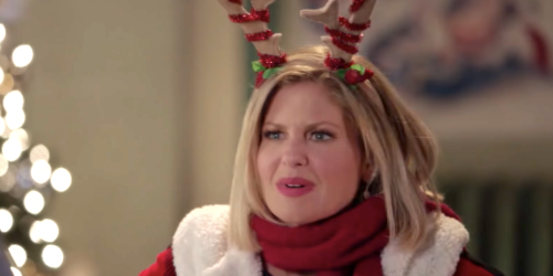 Why Candace Cameron Bure Still Gets Nervous Starring In Hallmark's Christmas Movies
