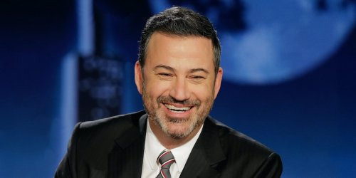 Jimmy Kimmel Has The Jokes After Daughter Creates Explicit Card For Father's Day