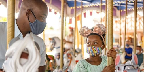 Universal Studios And Disney World Showing First Signs Pandemic Protocols Are Starting To Wane