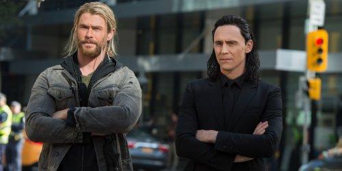 The Classic Thor: Ragnarok Scene Tom Hiddleston, Taika Waititi And Chris Hemsworth Made Up On The Spot