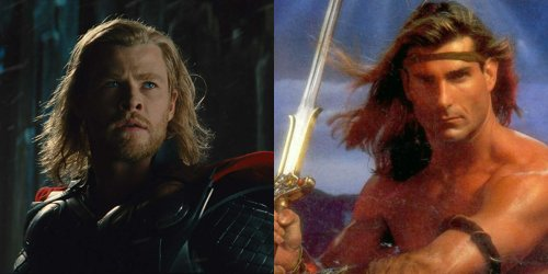 Apparently, Chris Hemsworth's Thor Look Was A Marvel Concern, Because Fabio