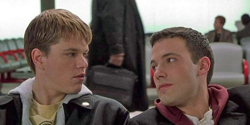 Matt Damon Explains Why Writing Good Will Hunting With Ben Affleck Was 'Inefficient' Compared To Working On Their New Movie