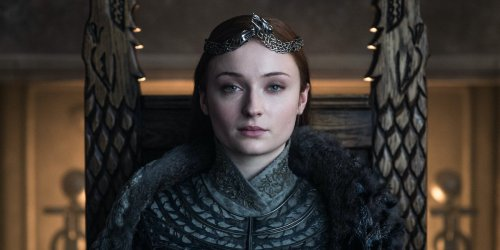 Sansa Stark Is Back As Sophie Turner Is A Redhead Again For First Time Since Game Of Thrones Ended