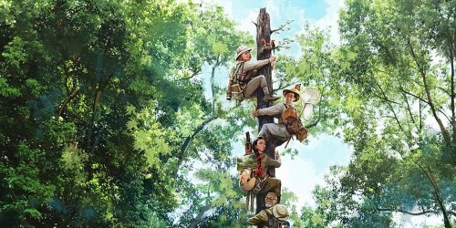 Forget Construction Walls, Magic Kingdom Has A Much Cooler Plan For Its Jungle Cruise Retheming