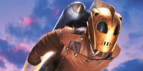 The Rocketeer: What If Cliff Secord Never Stumbled Upon Howard Hughes' Jetpack Prototype?