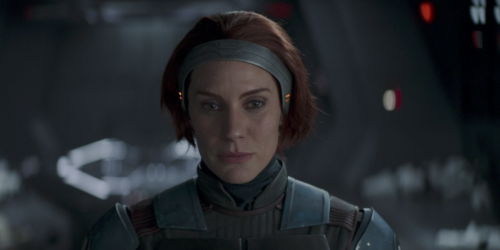 Why The Mandalorian's Katee Sackhoff Thought The Luke Skywalker Cameo Was A Completely Different Star Wars Character