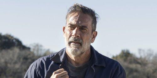 Check Out Jeffrey Dean Morgan's Son As A Zombie For The Walking Dead Season 11
