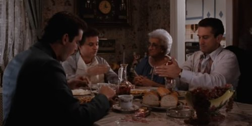 Martin Scorsese Reveals Sweet Fact About His Mother's Goodfellas Cameo