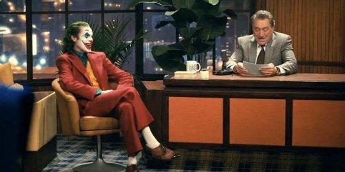 Quentin Tarantino Totally Nails Why Joker's Big Robert De Niro Scene Is So Riveting