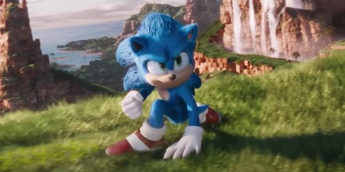 Sonic The Hedgehog 2's Cast And Crew Celebrated The Sega Character's 30th Birthday In An Explosive Way