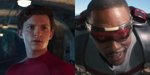 New Captain America Anthony Mackie Called Out Tom Holland Again, And This Time It Involves Disneyland