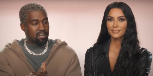 More Evidence Kim Kardashian And Kanye West Are Putting In The Effort For The Kids