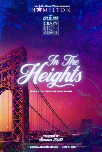 'Em um Bairro de Nova York' vai abrir o Festival de Cinema de Tribeca em junho