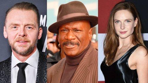 'Missão Impossível 7': Simon Pegg, Ving Rhames e Rebecca Ferguson se divertem nos bastidores da sequência; Confira!