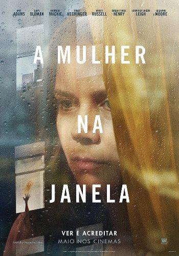 'A Mulher na Janela': Suspense com Amy Adams ganha novo clipe instigante; Confira!
