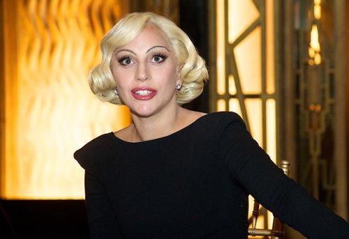 Hasta Lady Gaga se pone nerviosa   Cine PREMIERE