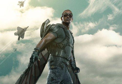 Anthony Mackie habla de Captain America tras Civil War   Cine PREMIERE
