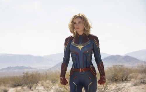 The Marvels : la musculature de Brie Larson impressionne les internautes - CinéSéries